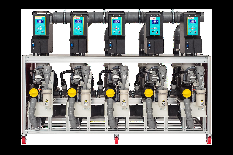 Multi Smart T5 Suction System_de