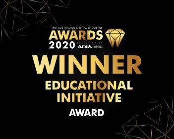 Cattani wins ADIA education award